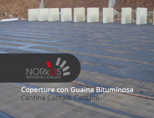 Coperture con Guaina Bituminosa | Cantina Contadi Castaldi