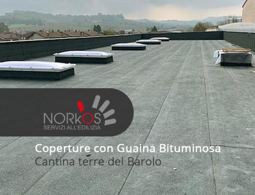 Coperture con Guaina Bituminosa | Cantina terre del Barolo