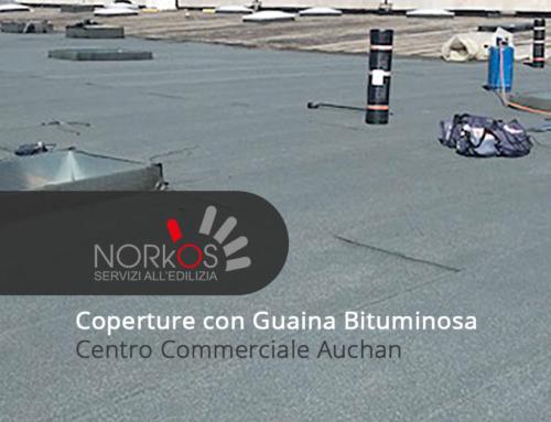 Coperture con Guaina Bituminosa | Centro Commerciale Auchan