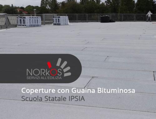Coperture con Guaina Bituminosa | Scuola Statale IPSIA