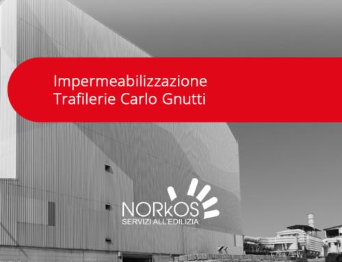 Impermeabilizzazione Trafilerie Carlo Gnutti