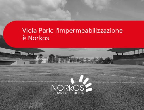 Viola Park: l'impermeabilizzazione è Norkos